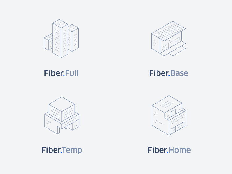 Internet Fiber Icons fiber home house logo brand icon internet
