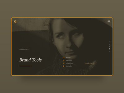 Kalvner Website brand design visualidentity mark branddesigner branding ui ux website web