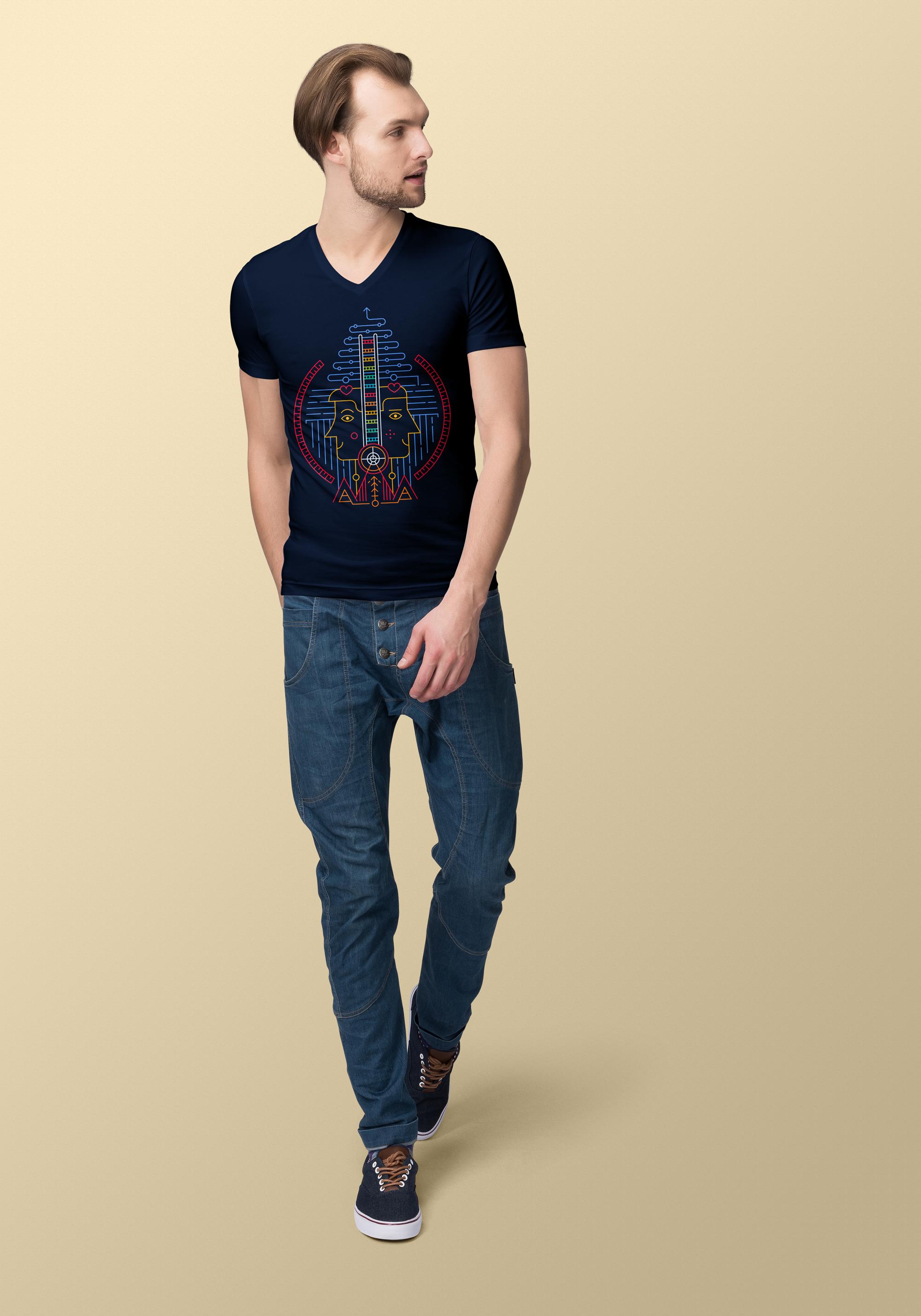 Ax brand brindes t shirt valores apply man 01
