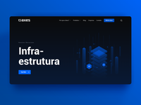 Infraestructure Page