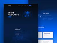Axes Infraestruture Page