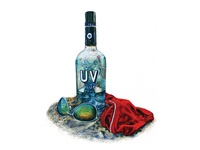Vodka at the Beach