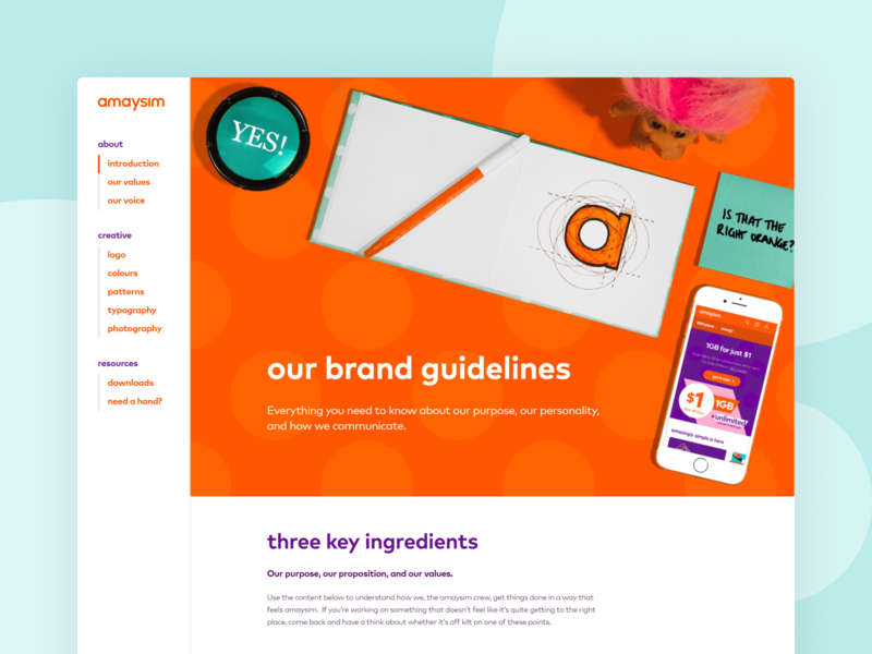 Is that the right orange? web toolkit styleguide logo guidelines design system design kit design branding brand guidelines
