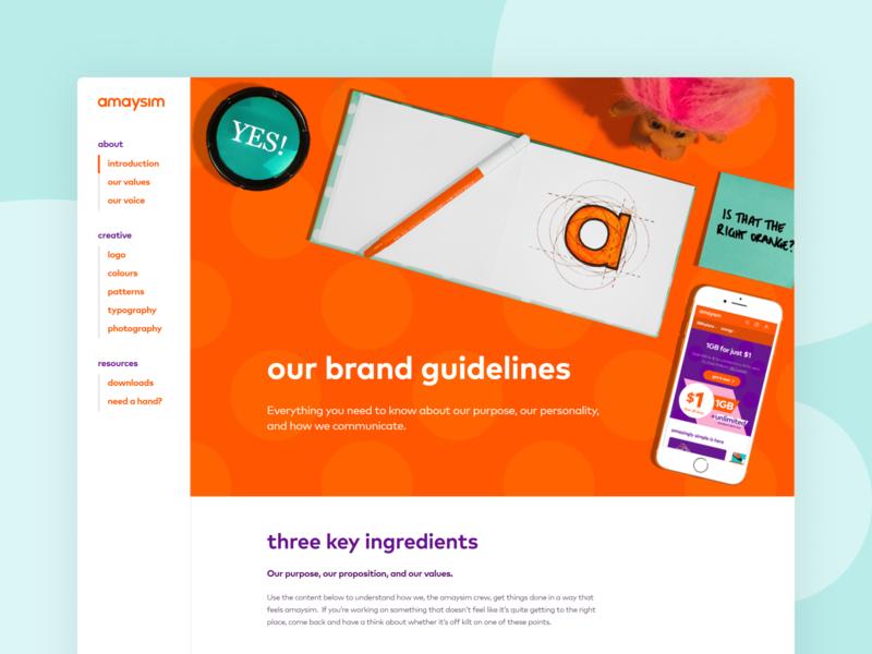 Is that the right orange? web toolkit styleguide logo guidelines design system design kit design branding brand guidelines