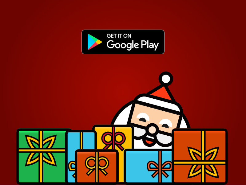 Tap the Presents - Christmas Clicker by Bogdan Zhukov on