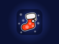 Catch The Presents - New Year edition icon