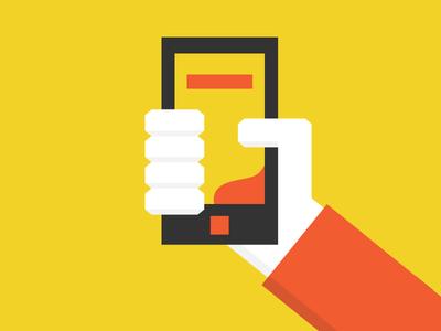 Hand Mobile Testing