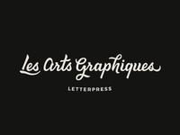 Les Arts Graphiques Logo