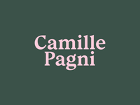 Personal Branding - Camille Pagni