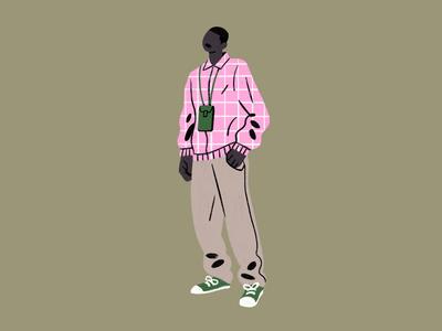 Pink Boy