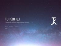 tjkohli.com 2 / teaser