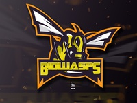 Wasp team logo