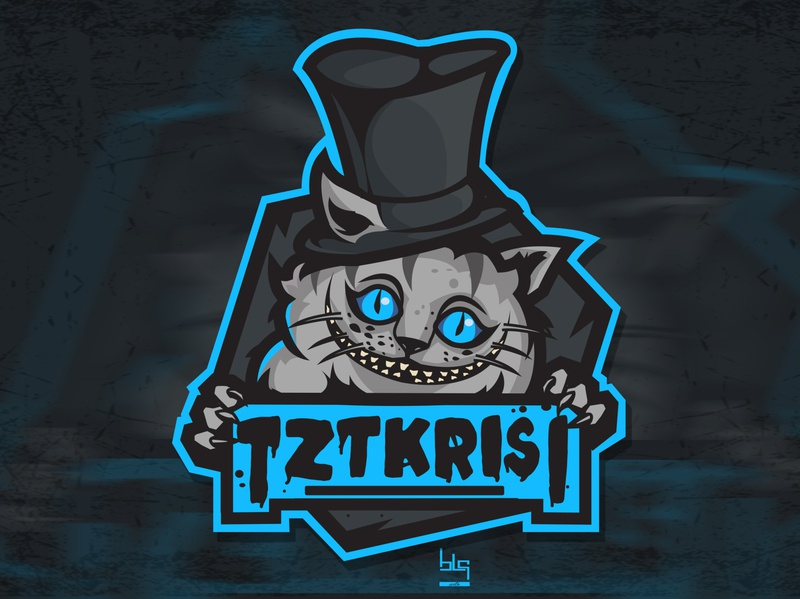Twitch logo esport drawing brand designs mascot design startup streamer twitch mascot logo illustration design graphic vector