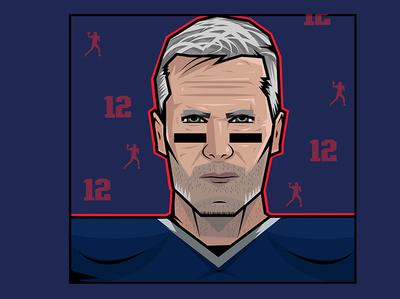 Tom Brady old version