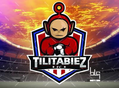 Team logo soccer sport team logo illustration vector art design graphic