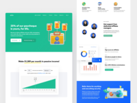 Astra SaaS Affiliate Landing Page webflow landingpage landing page web  design website design webdesign marketing site saas landing page saas app saas design visual design saas website growth homepage marketing website india conversion rate optimisation website saas web design