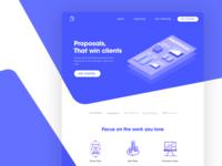 Proposo Web Design