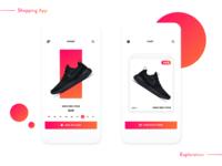 Shopping App Exploration