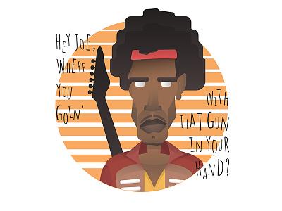 Jimi Hendrix jimi hendrix rocknroll hendrix joe music blues fender guitar