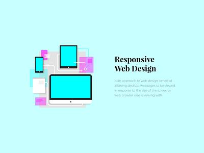 Responsive Web Design responsive philippines illustration design web
