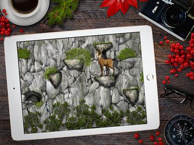 Educational game for smaller children fox cartoon game character ios educational tatra national park