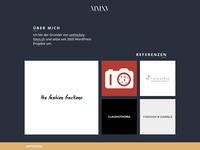 MMXV - WordPress Portfolio