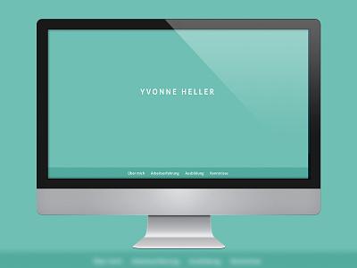 Online Portfolio bootstrap css sass html wordpress portfolio