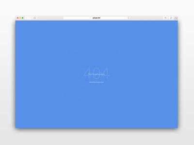 404 error page web ux ui interface flowers flat blue error 404 errorpage