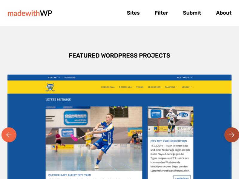 Made With WordPress
