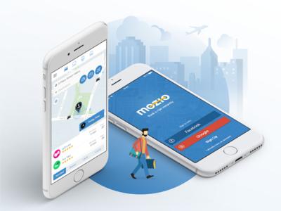 Mozio Mobile Cover