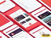 Areuin App Design