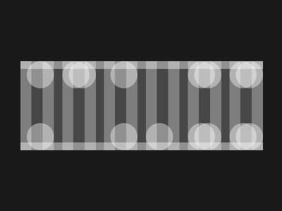 Badloc Geometry grid geometry typeface type typography structure grey gray black badloc imageclub