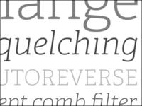 Squelching Autoreverse