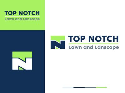 Lawn and Landscape Brand Design 👨🌾🌿 branding logo design lawncare landscape identitydesign brand design