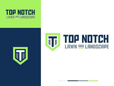 Lawn and Landscape Brand Design 👨🌾🌿 branding logodesign lawncare landscape identity design branding design