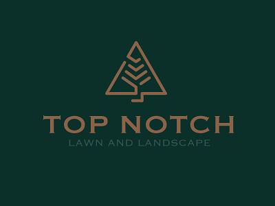 Lawn and Landscape Brand Design 👨🌾🌿 identitydesigner branding design landscape lawncare logodesign branding