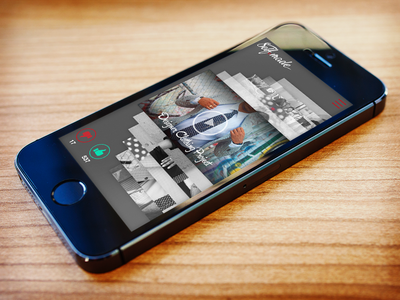 Mobile App Crowd Funding Play Carousel