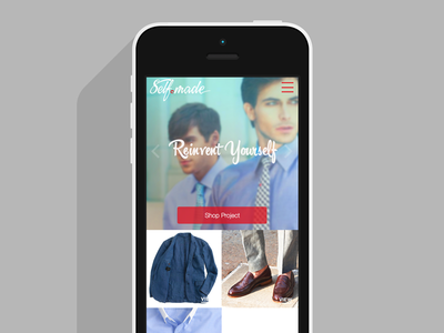 Shop to Support Crowd Funding App