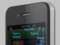 Unfold App Tutorial