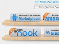 App Store Shelfs