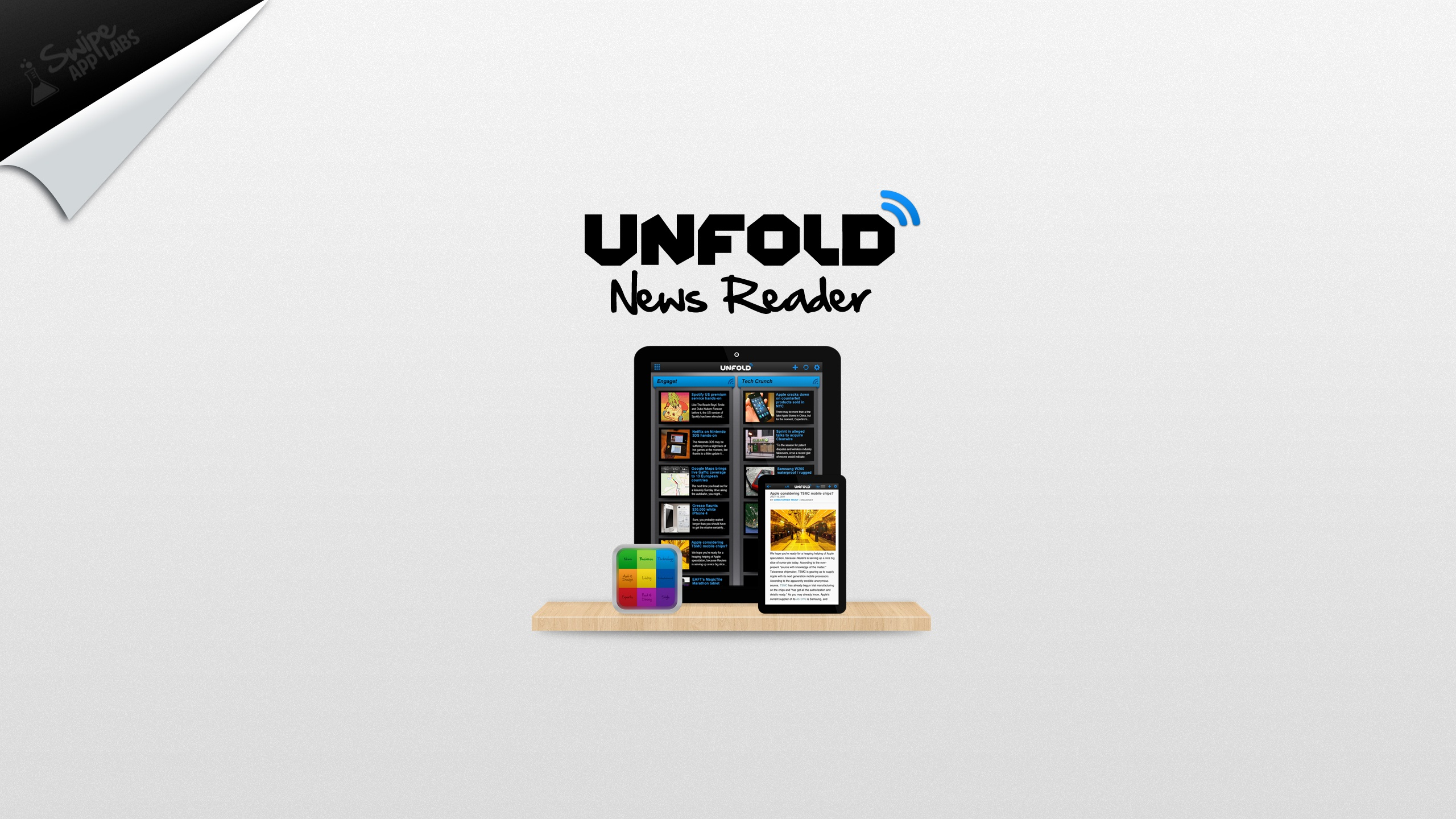 Unfold wallpaper full