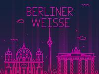 Berliner Weisse Raspberry Sour