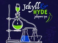 Jekyll & Hyde Jalapeno IPA