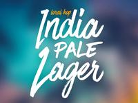 Loral Hop Inda Pale Lager