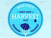 Moncony Wet Hop Harvest Ale