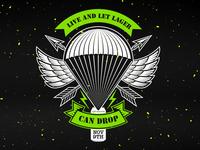 Can Drop Emblem