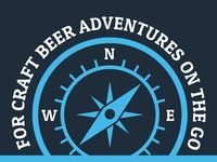 Craft Beer Adventures On The Go Emblem