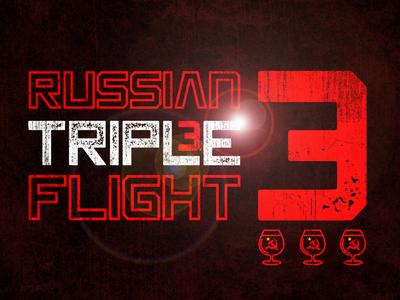 Russian Imperial Triple Flight