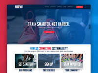 Gym and Fitness Center Website