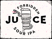 Forbidden Juice Sour IPA